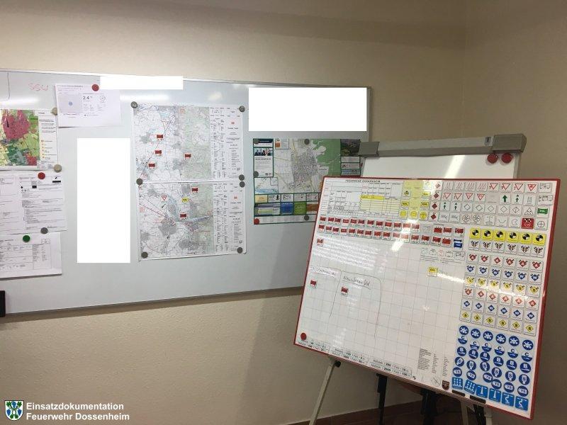 Unterkreisführungsgruppe vom 02.02.2019  |  Feuerwehr Dossenheim (2019)